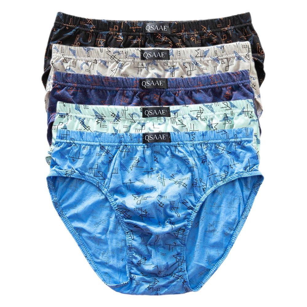 5 шт./лот Брендовые мужские трусы, хлопковое Мужское нижнее белье, боксеры, дышащие мужские боксеры, Однотонные трусы, удобные шорты QS101