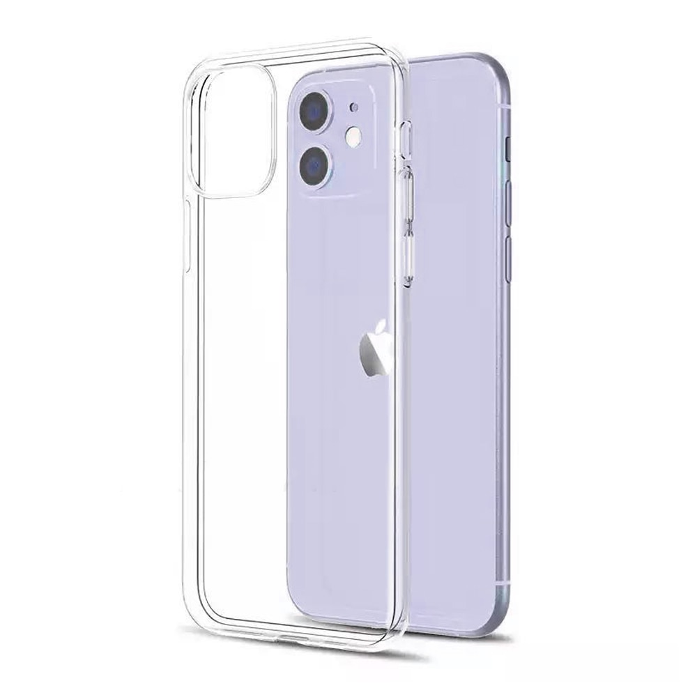 Clear Silicone Phone Case For iPhone 12 mini 11 Pro Max Case iphone X XR XS Max 7 8 6 6S Plus 5 SE 2