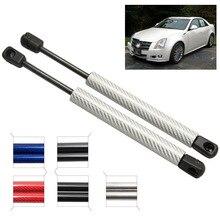 Ascensor de apoyo 2008-2012 pouces   Pour Cadillac CTS coffre arrière, Auto fiber de carbone, jambes à ressort, accessoire Ascensor de 12.09 pouces