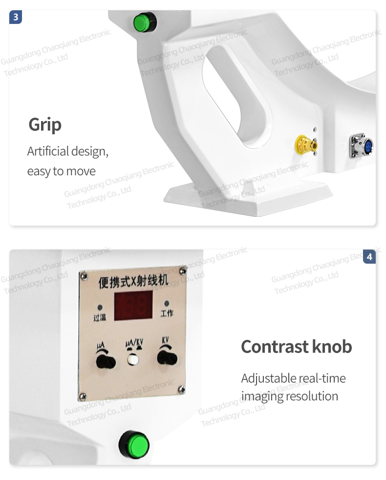 High Quality Medical Mini X-Ray Machine Portable For Hospital enlarge