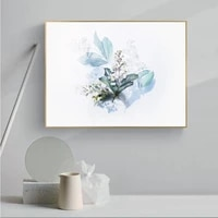 plant printing poster natural living room home canvas decoration painting modern picture hd printing frameless
