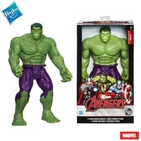 29cm marvel avengers toys the incredible hulk action figure model for kid gifts titan hero series hulk dolls collectible boy toy