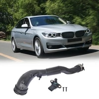 car intake hose intercooler to throttle housing with sensor for bmw f22 f25 f26 f34 13717604033 13627599042