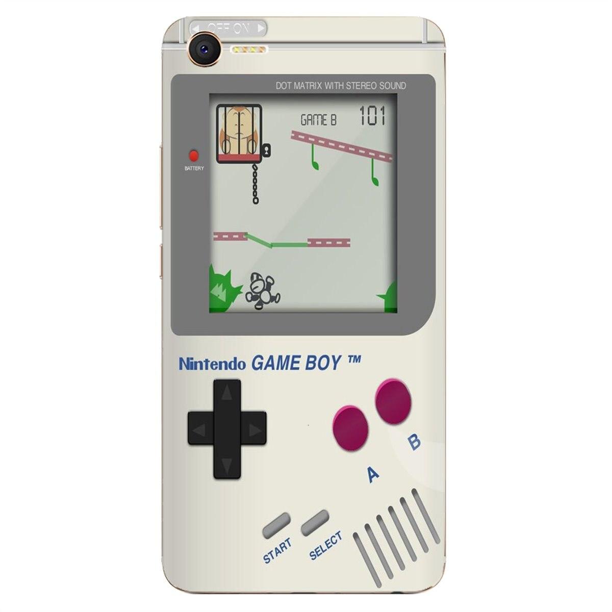 Для Xiaomi Redmi 4A 7A S2 Note 8 3 3S 4 4X5 Plus 6 7 6A Pro Pocophone F1 мультфильм Gameboy Boy psp игровая коробка силиконовый чехол Корпус