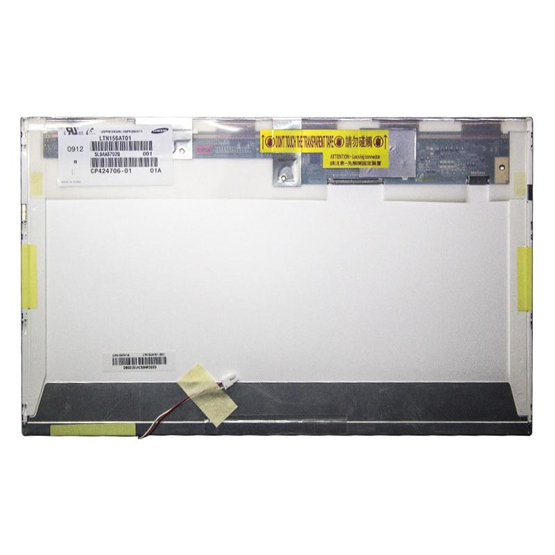 LTN156AT01 para samsung R520 latpop pantalla 30pin 15,6 pulgadas lcd matrix