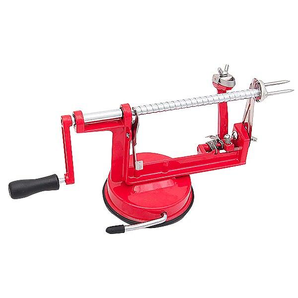 Pelador de manzanas 3 en 1 de acero inoxidable HHO, peladora de frutas y manzanas, máquina peladora de frutas, herramienta de cocina y hogar
