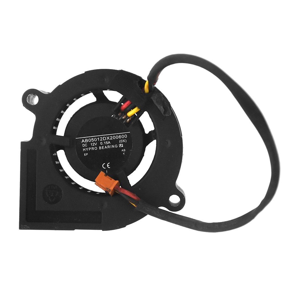 Ventilador de Refrigeração para Adda 0.15a para Viewsonic Ab05012dx200600 12v Pjd5132