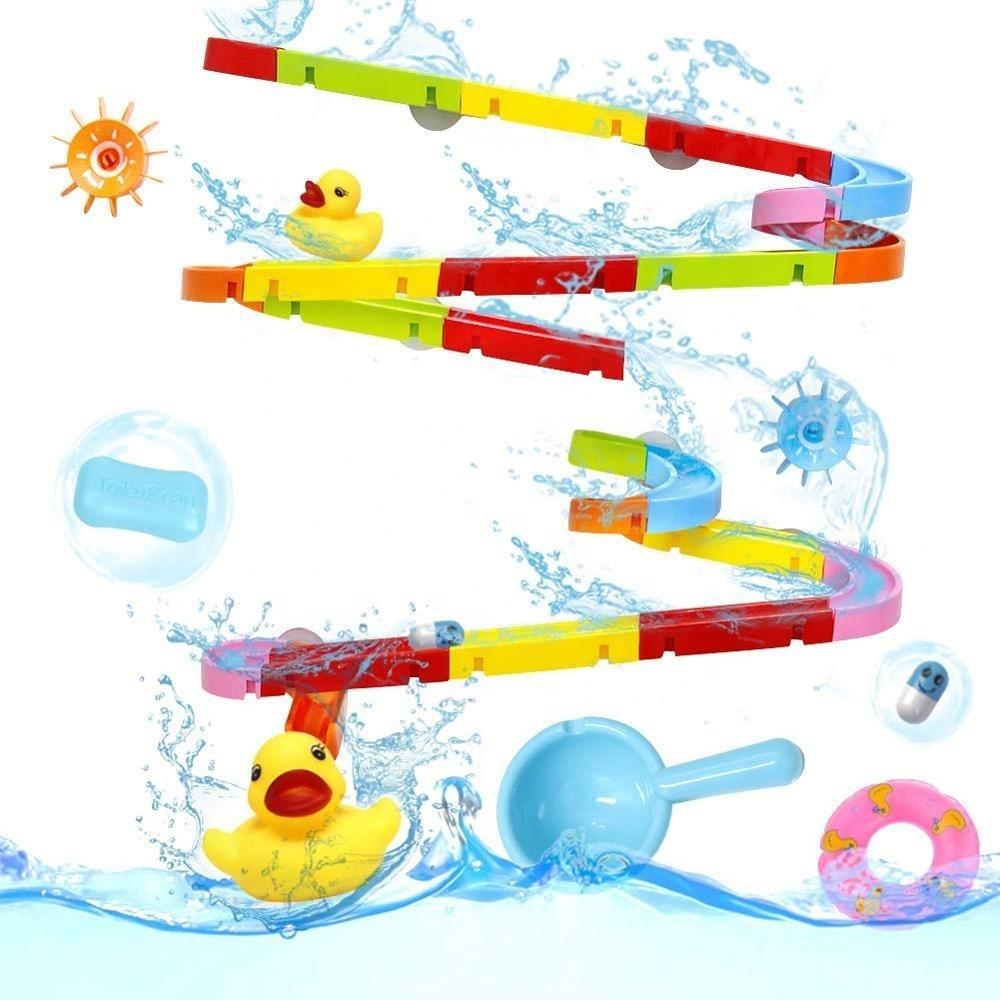 Детские игрушки для душа, Игрушки для ванны на присоске, игрушки для водных игр, детские игрушки для игр в воде, для ванны и душа, набор игруше...
