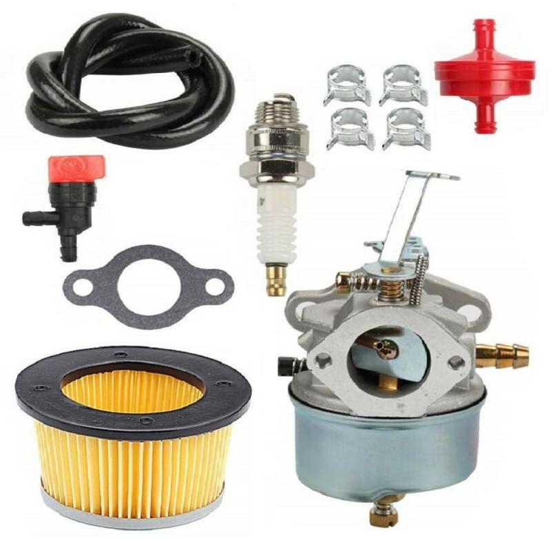 Carburetor Air Filter For Tecumseh H30 H50 H60  HH60 HH70 Engine Carb 632631 632230 632272 631067 Lawn Mower Parts Accessories
