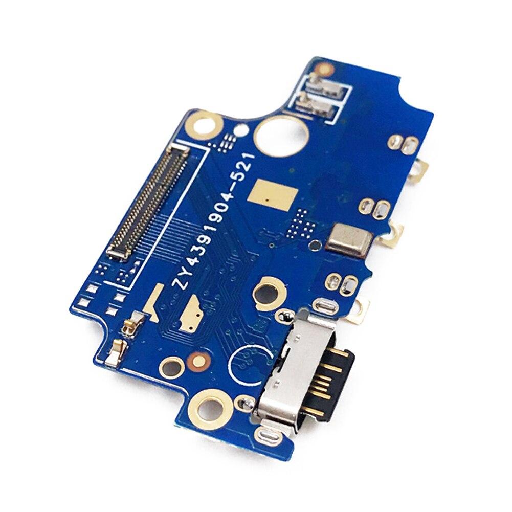 Placa de puerto de carga Durable Partes de teléfonos móviles Cable Flexible Mini Usb conector profesional micrófono de reemplazo para Nokia 8