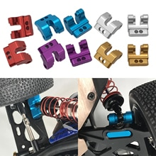 2pcs RC Car Motor Rear Shock Mount RC Car Model Toys Accessories Parts Kids Toys