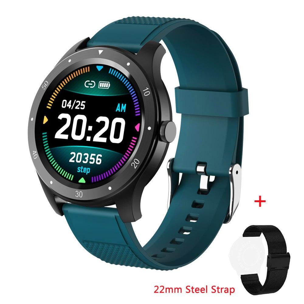 Senbono s6 gt relógio inteligente homem ip67 à prova dip67 água bluetooth chamada monitor de pressão arterial freqüência cardíaca smartwatch para huawei xiaomi