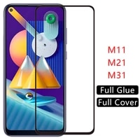 protective glass for samsung m11 m21 m31 screen protector tempered glas on samsun galaxy m 11 21 31 11m 21m 31m film samsumg 3d