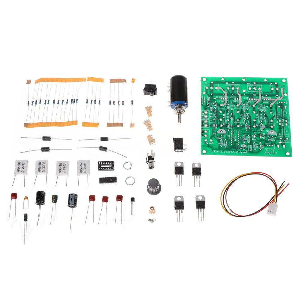150 Вт 10A электронный тестер нагрузки постоянного тока Батарея разрядка Емкость тест Прямая поставка поддержка