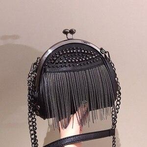 Shell Handbags Messenger Bag for women Tassel bag Girl bolsa Crossbody Bags For Girls Shoulder Bags Female Designer Handbag sac