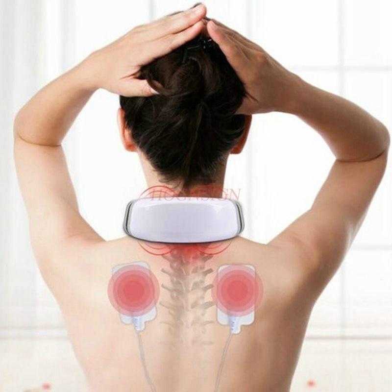 Cuello médico cuello y masajeador de vértebra cervical cuello hombro cintura espalda chal de amasar multi-función de masaje de cuerpo