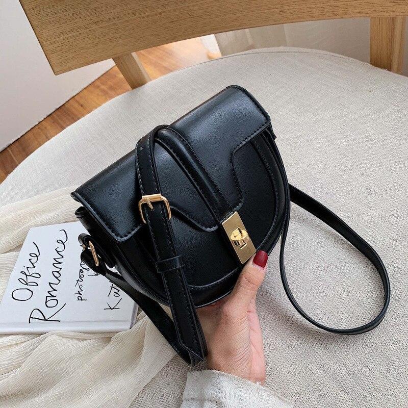 Bolsos de hombro tipo bandolera para mujer, bandoleras de piel 2020 de lujo, bolsos de marca famosa, bolsos de mano para mujer
