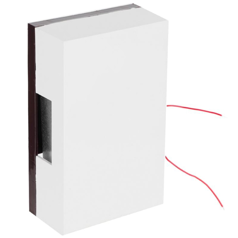 Timbre de Puerta con cable de 220V, sistema de Control de acceso...