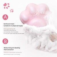 Мыло в форме лапки #4