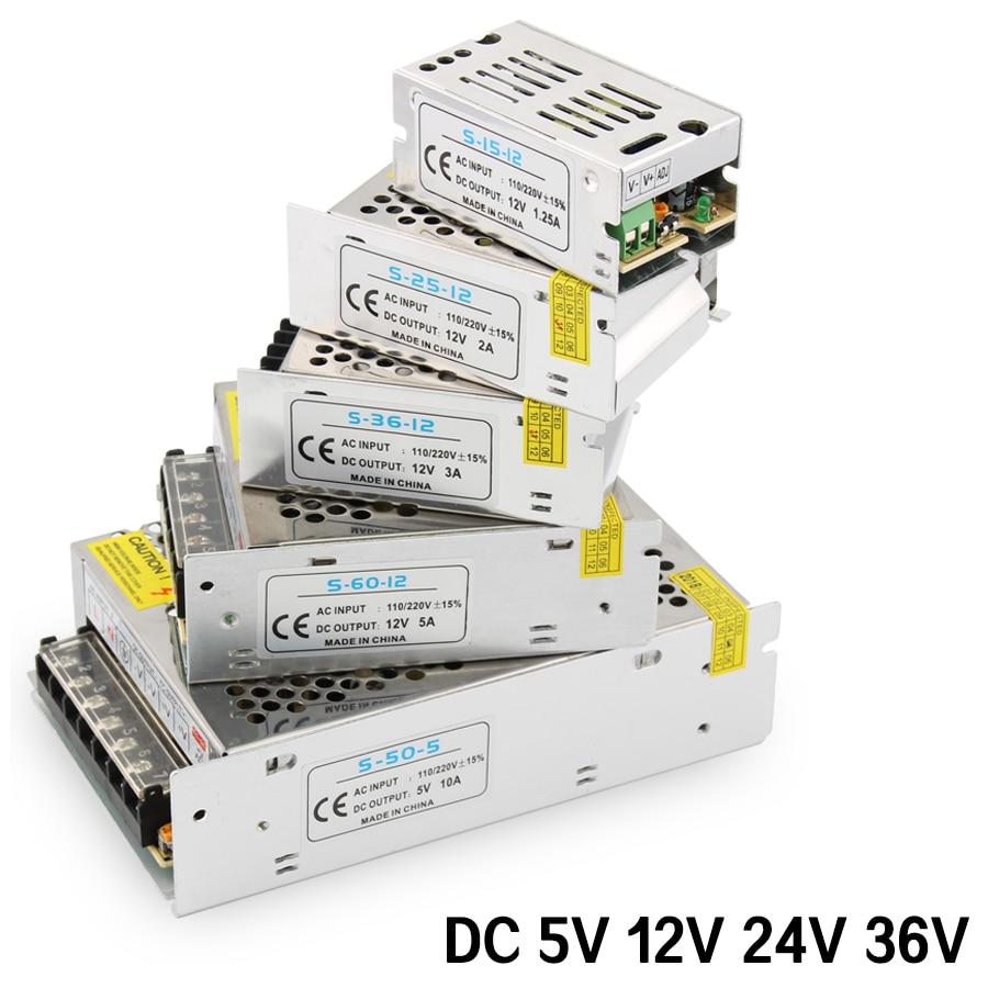 100w 12v mini power supply 5v 20a smps ac to dc 12v 8a power supply for led screen 5v 12v 24v 4 2a led mini power supply AC DC 5V 12V 24V 36V Transformer Power Supply,1A 2A 3A 4A 5A 6A 8A 10A 15A 20A 30A 220V To 5V 12V 24V Led Power Supply Converter