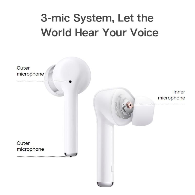 Huawei FreeBuds 3i | 100% Original Bluetooth Earphone Ergonomics Design Noise Cancelling TWS headset