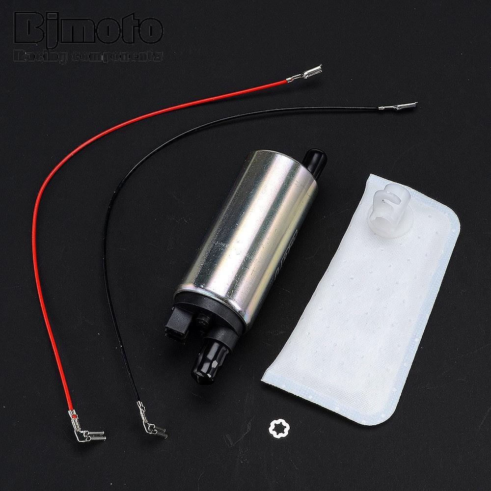 BJMOTO pompe à essence pour Kawasaki   Moteur ER400 ER4N ABS ER650 ER6N ER 6N 6F 650 EX400 Ninja 400R ABS EX650 ER6F Ninja