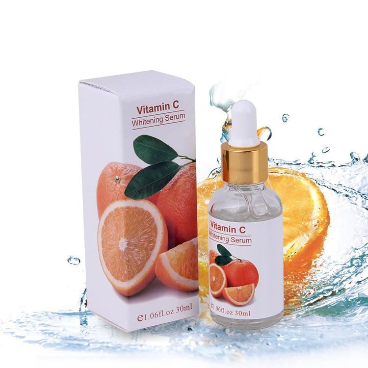 Vitamin C essence moisturizing brightening skin hyaluronic acid Vitamin c serum face serum beauty products skin care products недорого