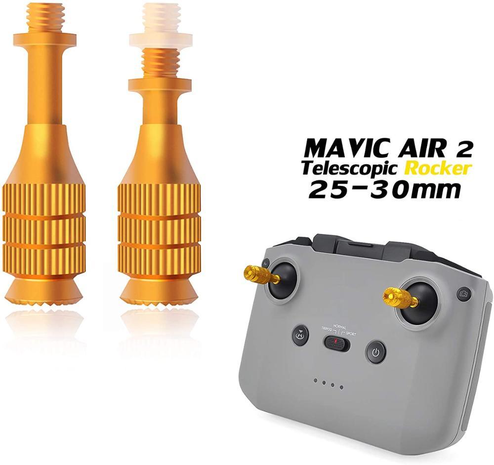 Startrc mavic ar 2 controle remoto polegar balancim vara capa protetor para dji mavic ar 2 inteligente controlador acessórios balancim