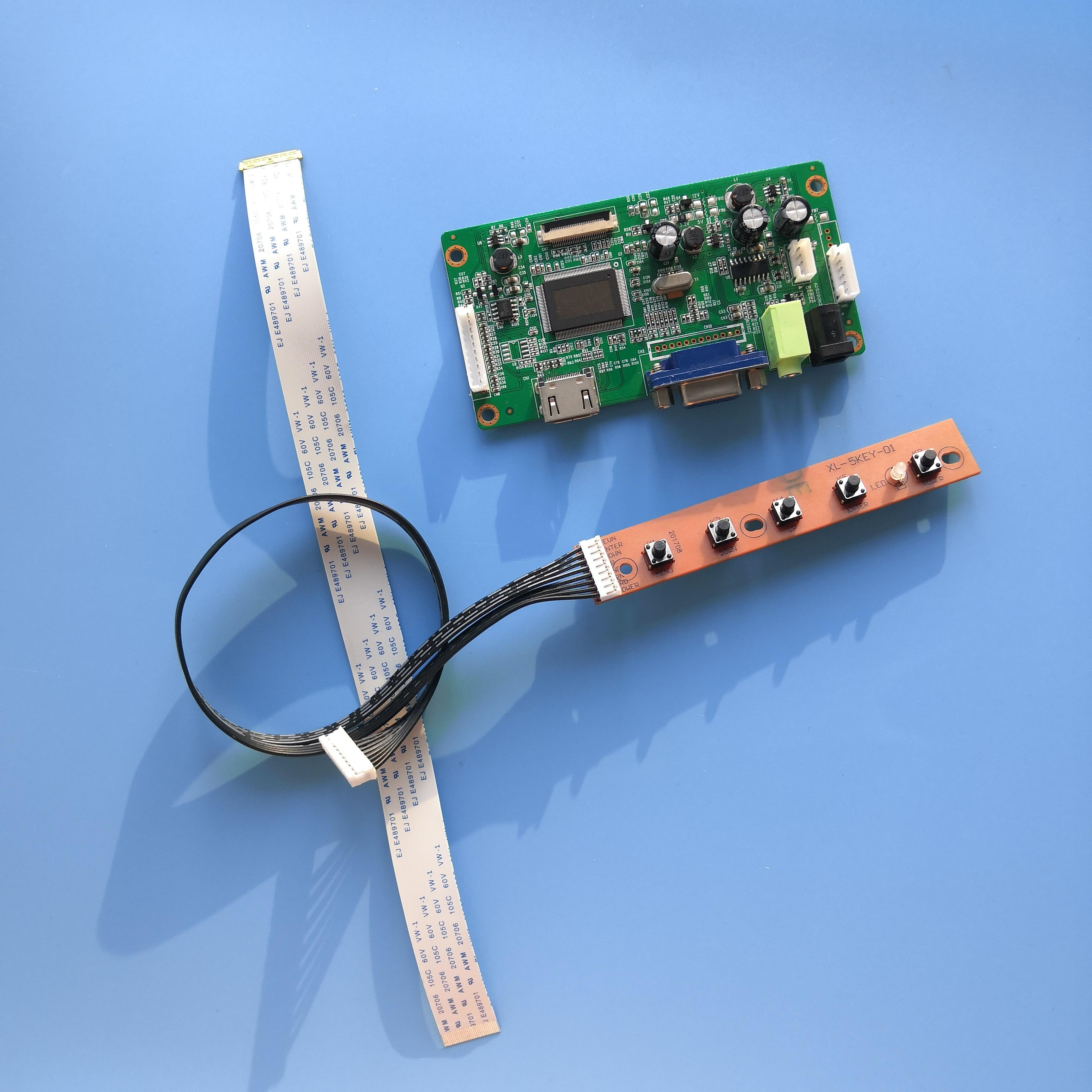 ل LP140WF6-SPB1 عدة VGA EDP LED 30Pin 14