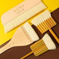 wool hair brush 1 8 inch brushes for painting row pen 21 pcs scrubbing brush chinese painting of watercolor painting shading new
