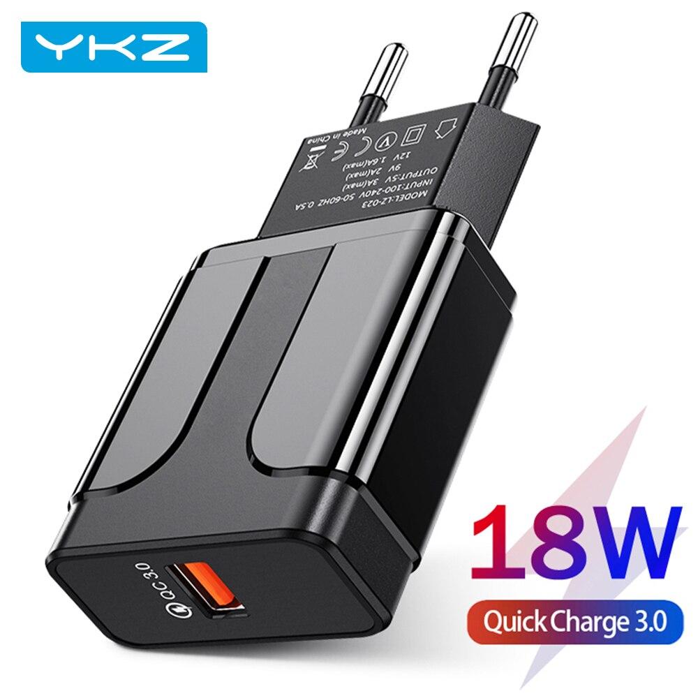 Зарядное устройство Ykz с функцией быстрой зарядки, в ассортименте.|Зарядные устройства для телефонов|   | АлиЭкспресс