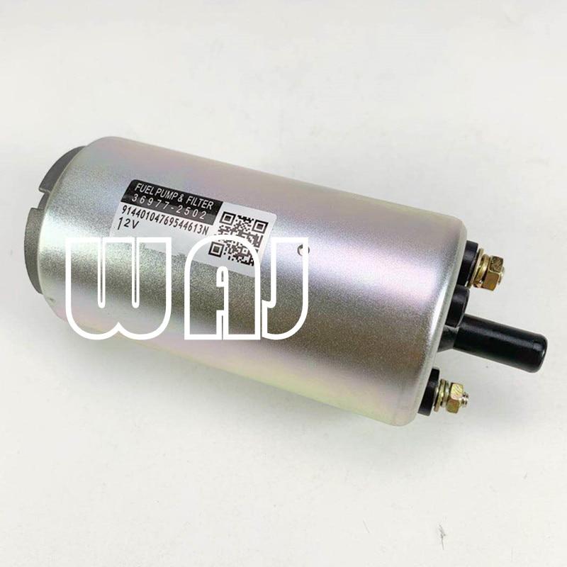 Bomba de combustível elétrica de waj 195130-0370 se encaixa para toyota camry celica hiace iii land cruiser mr 2 i ii