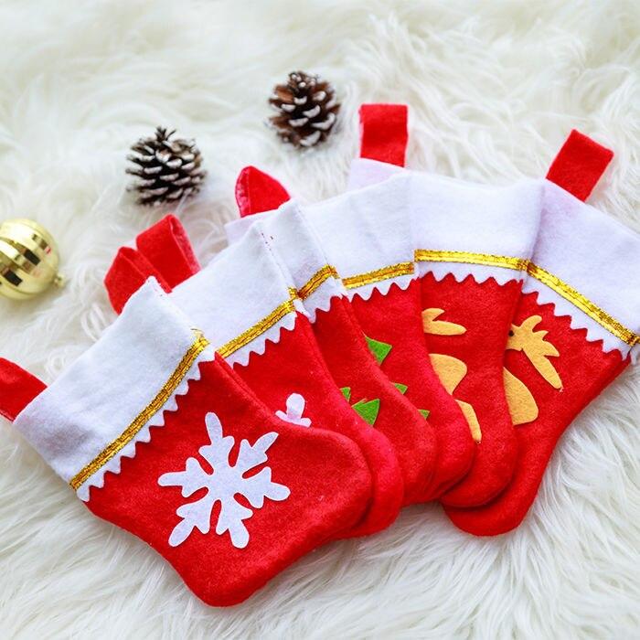 Рождественский подарок, счастливые носки TreeSnow Elk, новинка 2020, осенне-зимние рождественские носки, мужские забавные новогодние наклейки с Са...