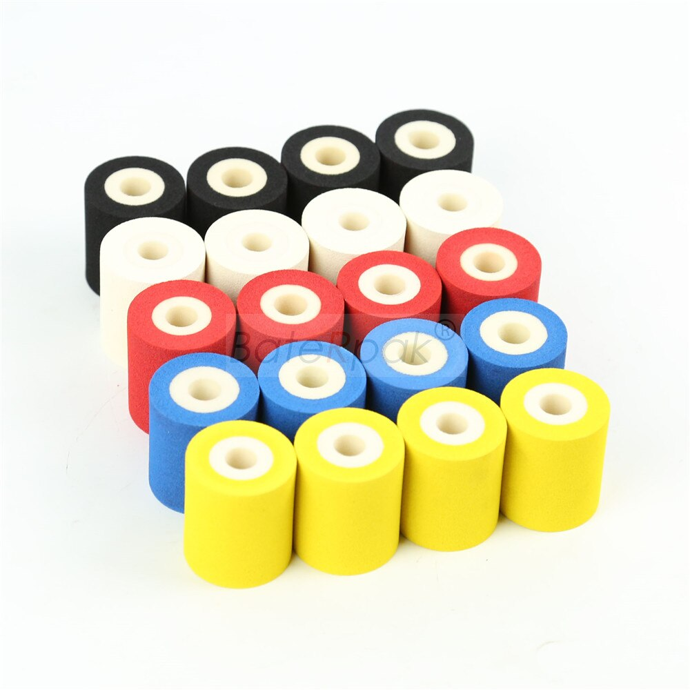 red color solid ink roll baterpak 12pcs carton 100% sponge ink roller solid coding machine rolls 36 32 40mm 90 130degree BateRpak Black/Red/white/blue/yellow 12pcs/carton 100% sponge ink roller,solid coding machine rolls,36*32/40mm 90-130degree