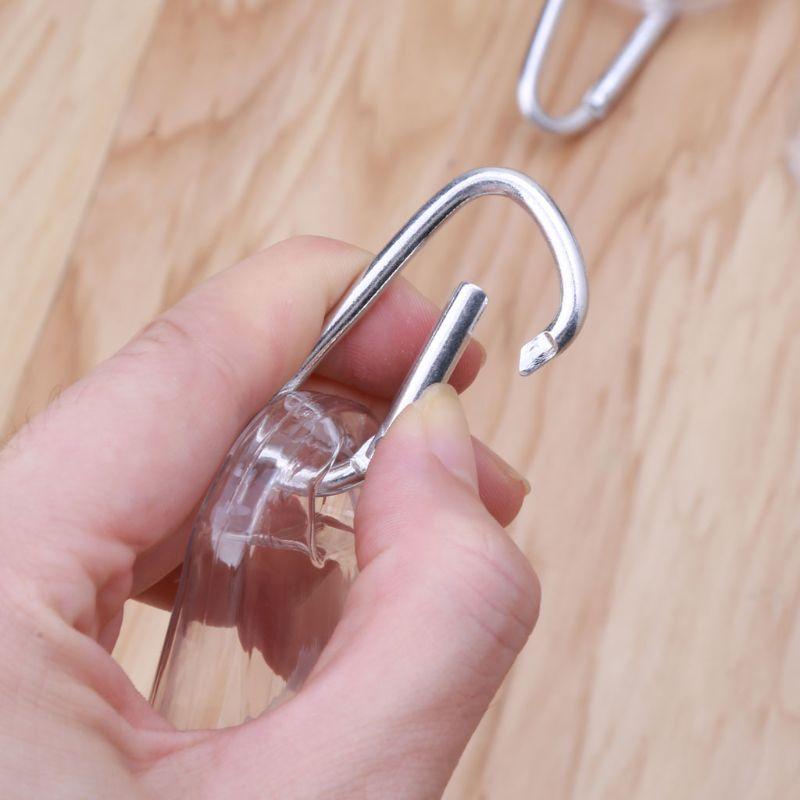 Portátil pulverizador de Alcohol botella vacía de la botella desinfectante de manos vacías titular gancho llavero 11UF
