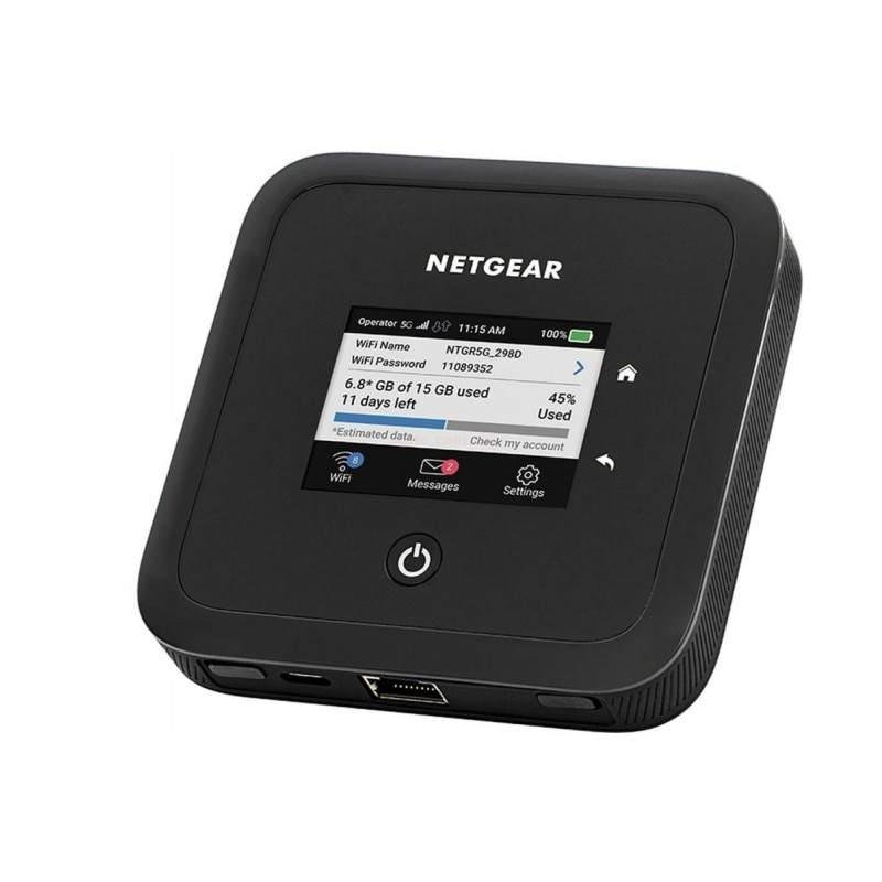 NETGEAR Nighthawk M5 Mobile 5G Router With Sim Slot Unlocked (MR5200) - Ultrafast 5G | Connect Up to 32 Devices | Mobile wifi ro
