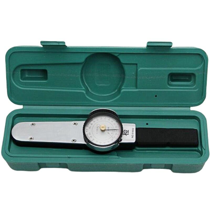 Herramienta de reparación de Dial de puntero de alta precisión llave dinamométrica Digital llave dinamométrica