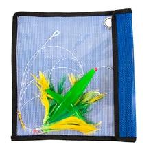 Equipamento de pesca da lula da pesca do barco da corrente do corrico do pássaro da margarida do jogo grande totalmente manipulado teaser, cores opcionais