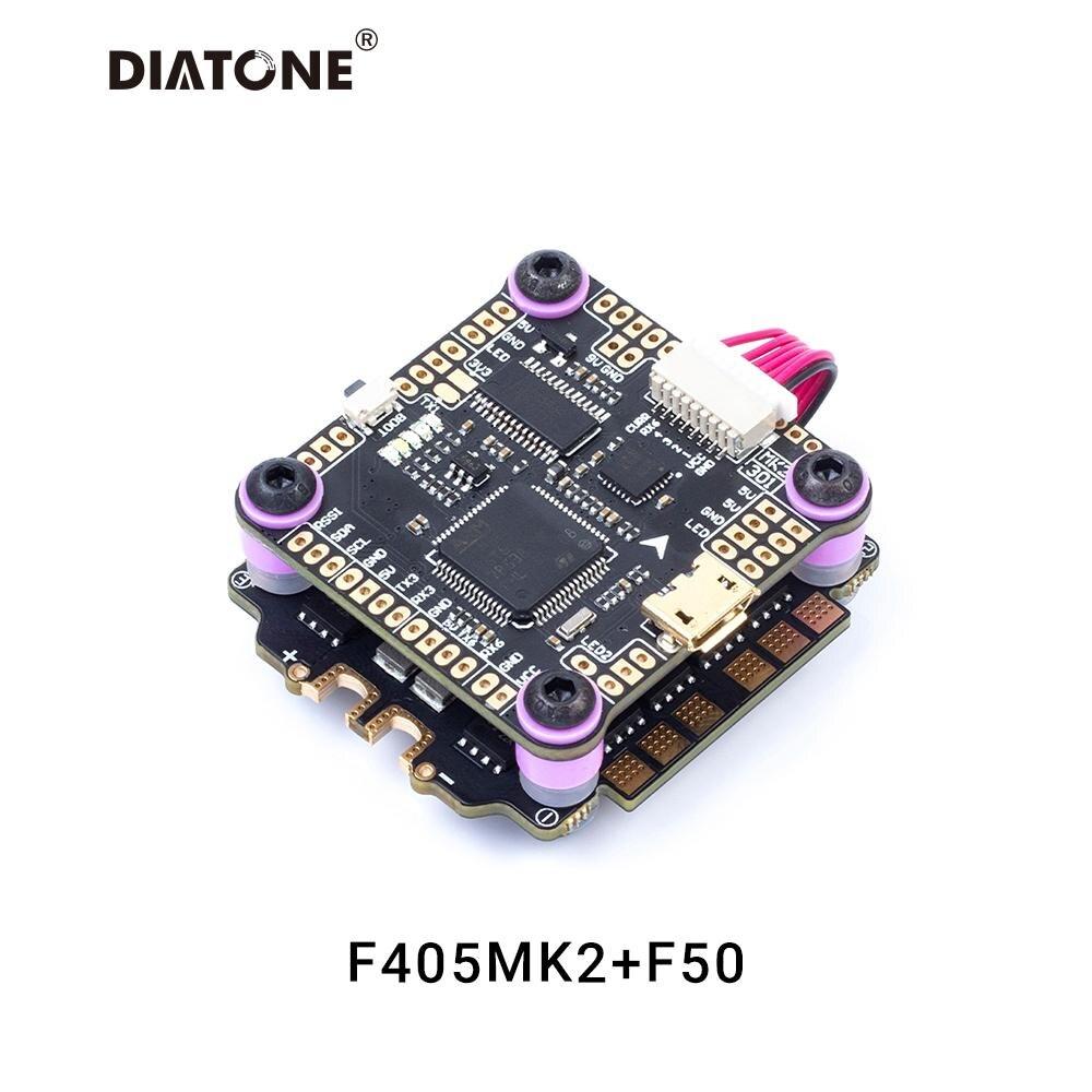 DIATONE MAMBA F405 MK2 F40 F50 F405MINI MK2 F30MINI Flight Controller Stack for RC FPV Racing Freestyle Drone Replacement Parts