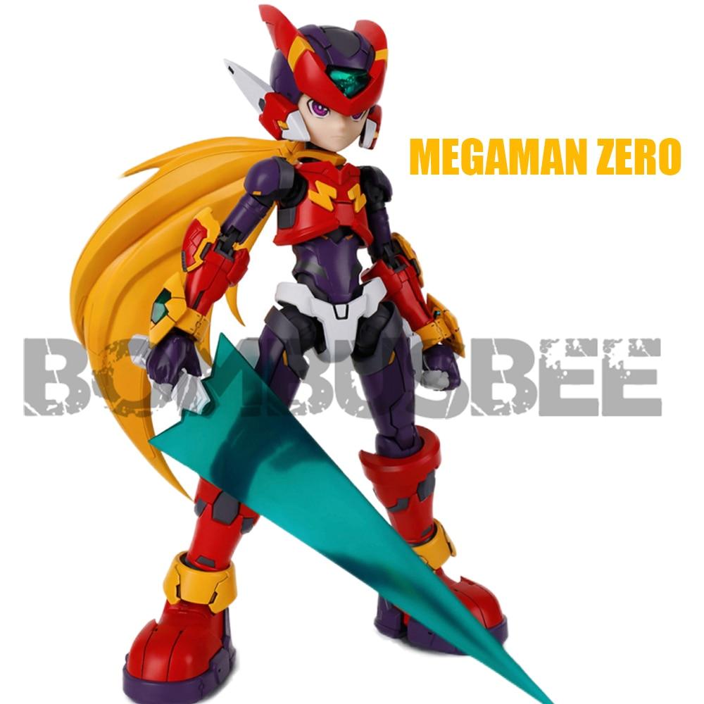 Figura de acción Megamen Rockman Zero para hombre, modelo oriental a escala...