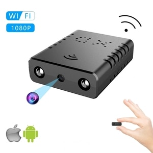 Mini Wifi Camera Full HD 1080P Home Security Camcorder Night Vision Micro  Cam Motion Detection Video Voice Recorder