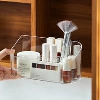 makeup storage box lipstick storage box with mobile compartment box lipstick makeup brush cosmetic storage box