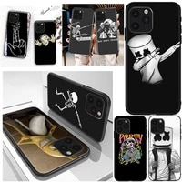 phone case for iphone 7 8 6 6s plus 11 pro max funny banana back cover carcasa coque soft tpu