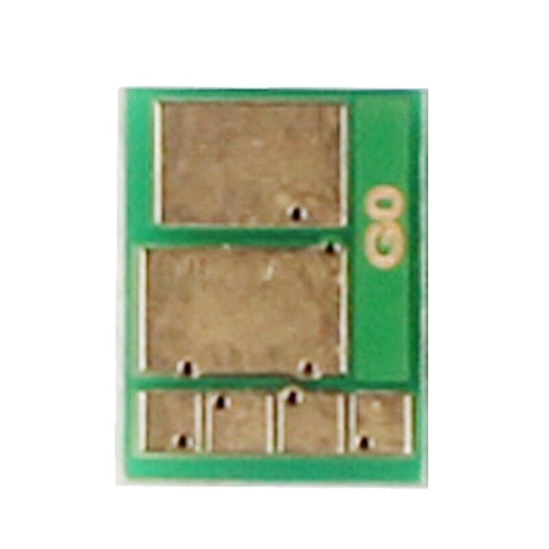 1 set CF540A CF541A CF542A CF543A tóner chip para HP Color LaserJet Pro M254 M254dw M281 281fdw 280 280nw impresora láser