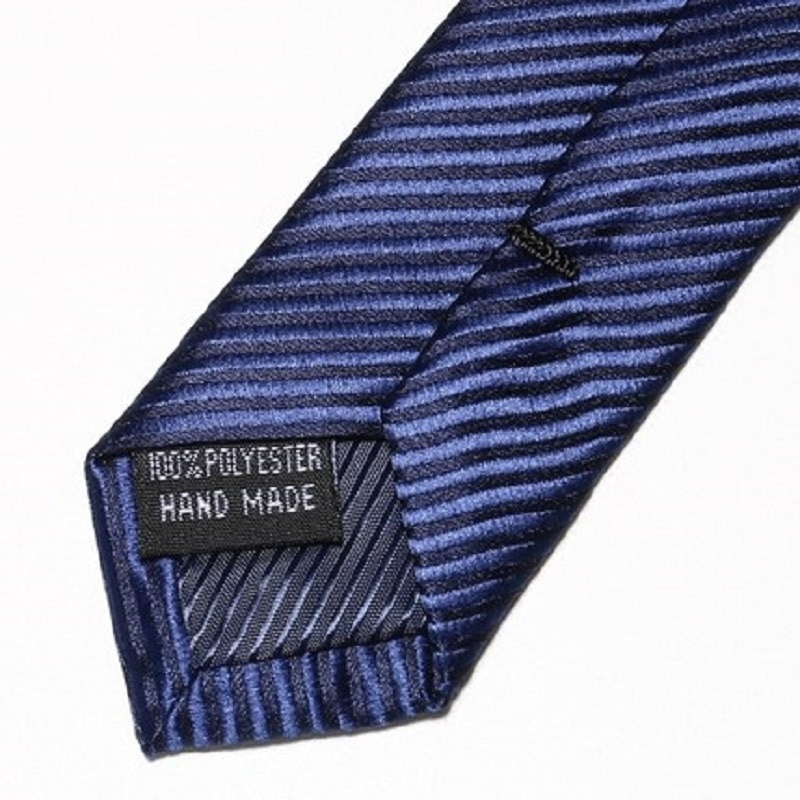 High Quality 2020 Designer New Fashion Blue Black Twill 8cm Ties for Men Necktie Host Work Business Formal Suit with Gift Box