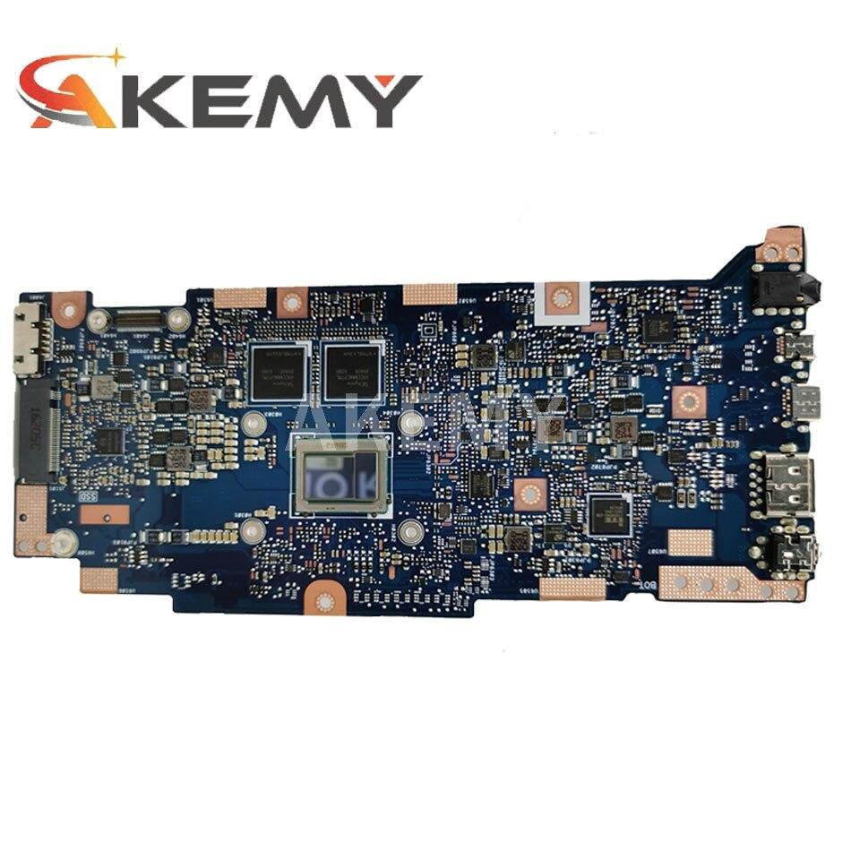 90NB0BA0-R00060 اللوحة الأم لـ ASUS Zenbook UX360C UX360CA UX360CAK Ultrabook اللوحة الرئيسية للكمبيوتر المحمول UX360CA اللوحة الرئيسية 8G / M3-7Y30 CPU