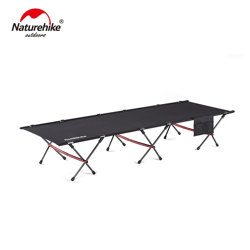 Naturehike cama plegable portátil para acampar al aire libre cunas carpa cama NH18X001-C