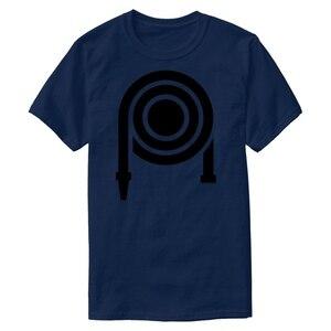 Sunlight Fire Hose Мужская футболка комическая Мужская футболка с коротким рукавом против морщин поп-Топ тройник