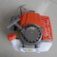 Motor de gasolina 63CC 48F de 2 tiempos 1E48F para motocicleta de barrena de gasolina .. Funcionamiento estable de fácil arranque de alta resistencia de HUGH POWER