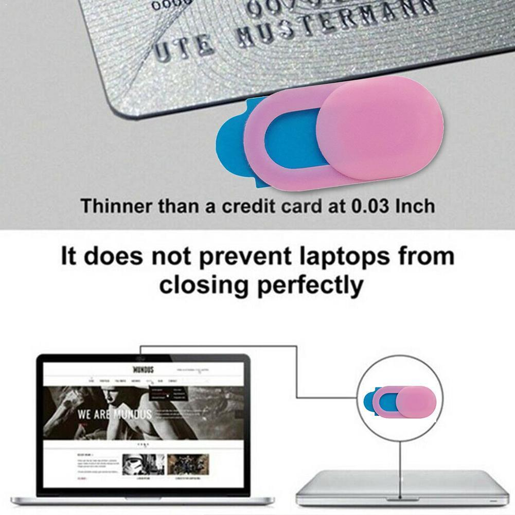 Webcam Cover Protective Cover Sticker Mobile Computer Pc Lens Tablet Laptop For Laptops Accessories